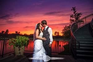 sunset twilight wedding photography sunset wedding With best flash for wedding photography