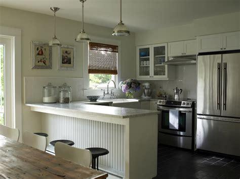 Beadboard In Kitchen : Kitchen Peninsula Ideas, Beadboard Paneling In Kitchen