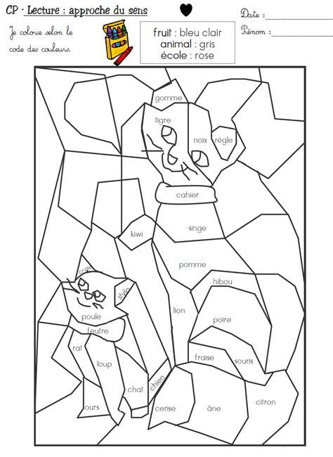 coloriage magique cp  dessins  imprimer   colorier