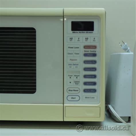 panasonic chairs calgary panasonic genius white 800w microwave oven allsold ca