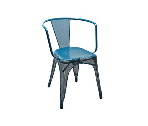 chaise a tolix a97 armchair multipurpose chairs from tolix architonic