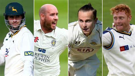 BBC county cricket team of the season 2015 - BBC Sport