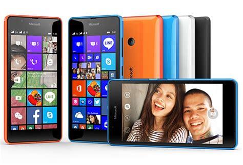microsoft เป ดต ว lumia 540 dual sim ม อถ อ 2 ซ ม หน าจอ 5
