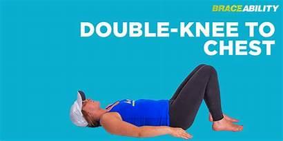 Exercises Spondylolisthesis Chest Knee Braceability Muscle Pain