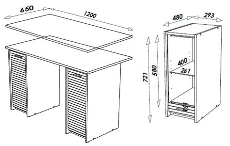 hauteur standard d un bureau hauteur d un bureau 28 images comment calculer la