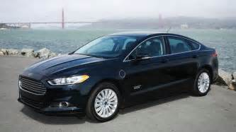 2014 Ford Fusion Energi Review