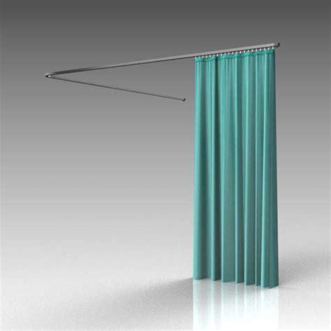 hospital curtains  model formfonts  models textures