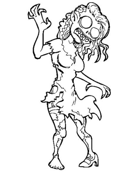 Coloring Zombies by Coloring For