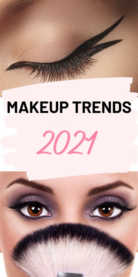 makeup trends   makeup     year
