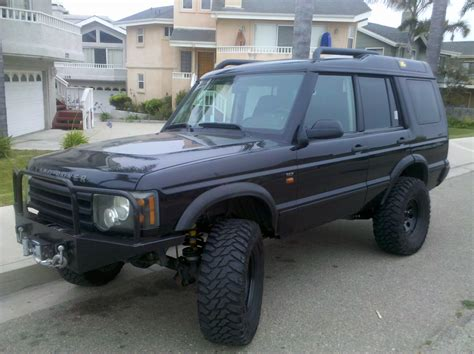 lifted land rover 2004 land rover discovery 2 with 6 inch lift custom