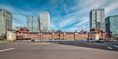 """100 Jahre """"The Tokyo Station Hotel""""  Japan in Berlin"""