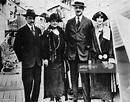 Family of Amadeo P. Giannini, whose gigantic Transamerica ...