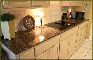 tropical brown granite with white cabinets - Google Search ...