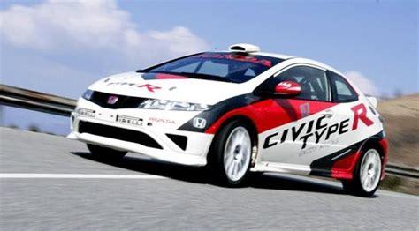 Honda Civic Type R Rally (2007) Review