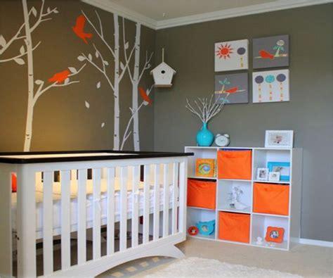 décoration chambre bébé 39 idées tendances