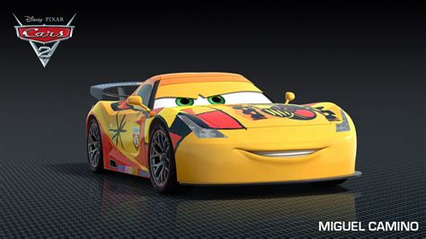 Car Image 2 by New Cars 2 Characters Meet Max Schnell Miguel Camino