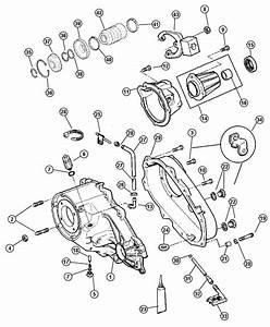 2002 Chrysler Sebring Bracket  Battery Wiring  Tube  Vent