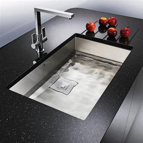 Franke Kitchen Sink by Franke Peak Pkx 110 70 Stainless Steel 1 0 Bowl Undermount