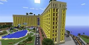 Hotel Minecraft Minecraft Server