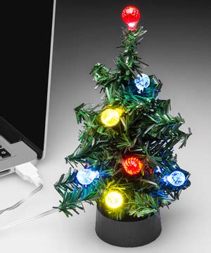 mini led christmas tree usb mini led tree tiny tinsel tree powered by usb