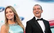 Antonio Banderas and girlfriend Nicole Kimpel enjoy time ...