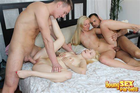 Great Three Date With Parties Drilled Muscle Fucks Gangbang