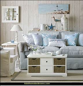 decorating theme bedrooms maries manor seaside cottage With living room beach decorating ideas