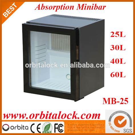 mini frigo pour chambre nouveau design 4nous 40l minibar hôtel type silencieux