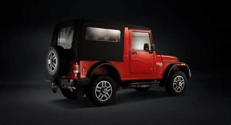 mahindra thar price images reviews  specs