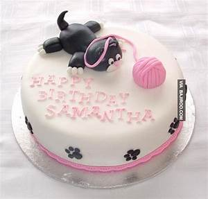 How To Make Fabulous Cat Cakes And Fondant Cat Cake ...