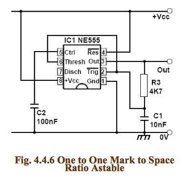 Generator Timer Circuit Supposed Give Duty