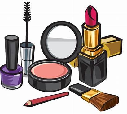Beauty Cosmetics Lipgloss Makeup Cosmetic Clipart Mascara