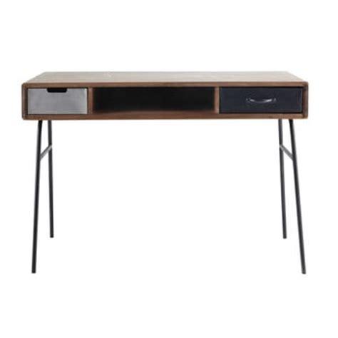 le de bureau maison du monde bureau meuble bureau en bois ou bureau secrétaire