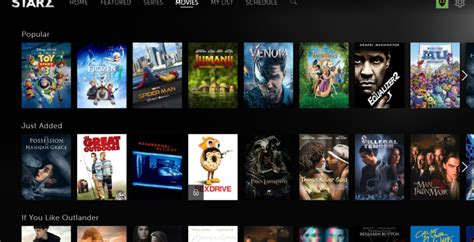 movies  starz april  android authority