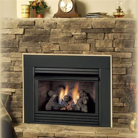ventless propane fireplace ideas  pinterest