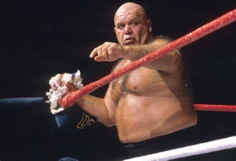 wrestling icon george  animal steele dead