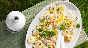 Leichte Salate Rezepte : rezept backofen sommersalate zum grillen ~ Frokenaadalensverden.com Haus und Dekorationen