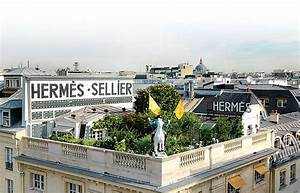 Un Jardin Sur Le Toit : hermes un jardin sur le toit fashion bratt ~ Preciouscoupons.com Idées de Décoration