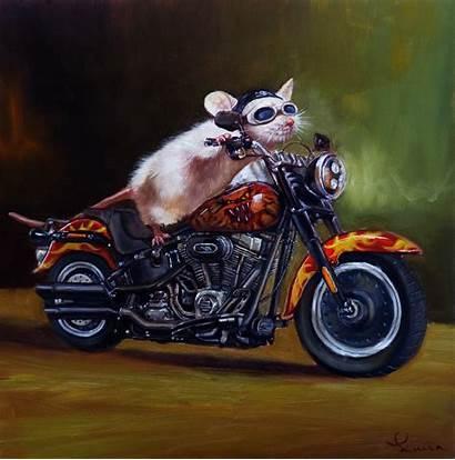 Mouse Lucia Motorcycle Heffernan Hefferman Mice