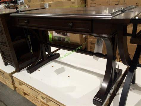 bayside writing desk costco costco 1074858 bayside furnishings writing desk2