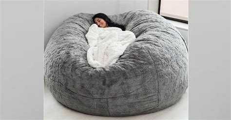 lovesac bean bag chair the lovesac pillow and other comfy chairs to try this winter 7183