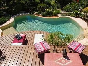 Decoration De Piscine : 17 id es d am nagements de piscines qui font r ver elle ~ Zukunftsfamilie.com Idées de Décoration