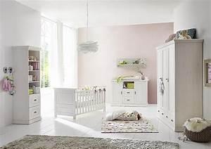 Babyzimmer Komplett Massiv : babyzimmer 6teilig kiefer massiv wei gewachst ~ Indierocktalk.com Haus und Dekorationen