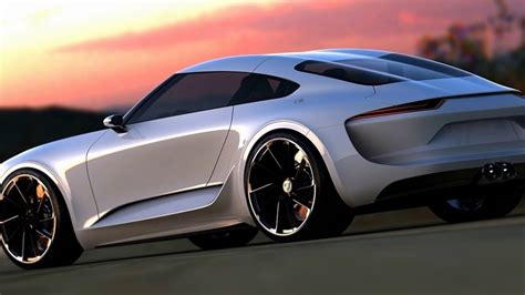The Concept 2018 Lamborghini Madura Super Car Sport