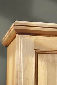 art linea crown moulding aristokraft cabinetry With what kind of paint to use on kitchen cabinets for pink depression glass candle holders