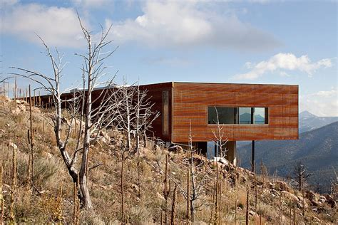 Sunshine Canyon Residence By Tha Architecture Homeadore