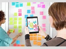 Postit Brand Digitizes Collaboration With Innovative New