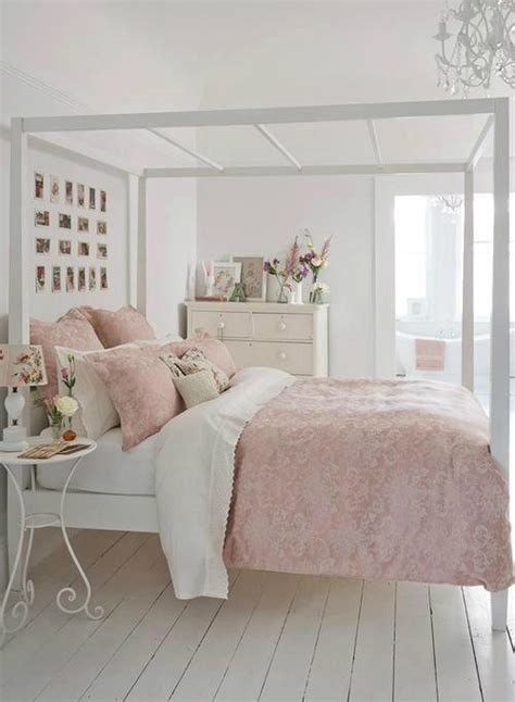 pink shabby chic bedroom 30 shabby chic bedroom decorating ideas decoholic 16754