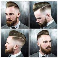 How to Cut Pompadour Haircut