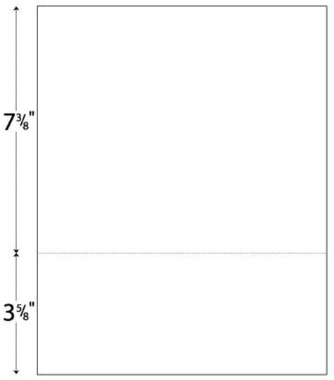 letter page size pre perforated letter size paper 48700